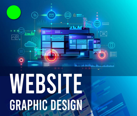 do any graphic design work for personal or business website