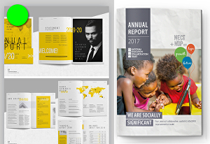 I will do any Newspaper, Book, Newsletter, Directory, Annual report, Magazine or Catalog  graphic