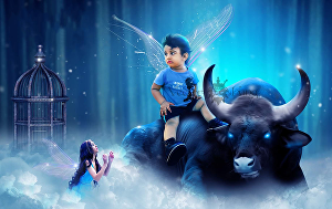 I will do Photoshop Compositing for you