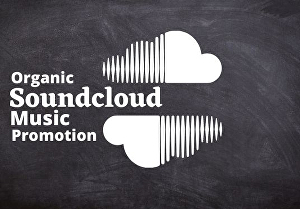 I will do organic Soundcloud music promotion