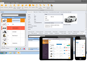 I will provide you with Vinitysoft Vehicle Fleet Manager software