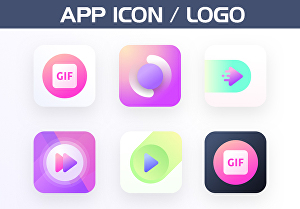 I will do Professional App logo Design within 24 hours.