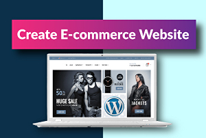 I will design eCommerce and landing page  website using Elementor pro