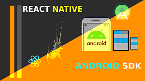 I will develop android app using React Native or Android Studio