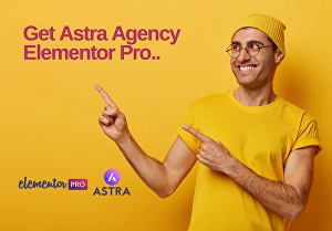 I will install and activate Astra Pro, Astra Agency Bundle, Elementor Pro with license keys