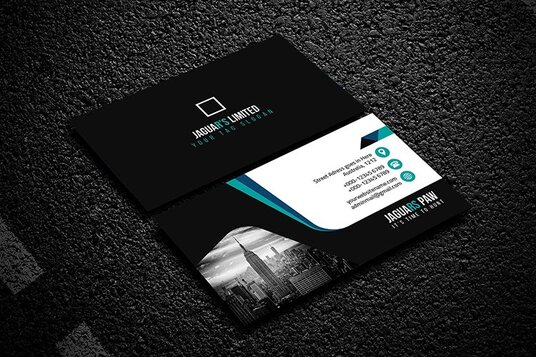 design a professional business card in 24h