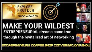 I will coach you for 60 min on how to grow your business using the revitalized art of networking!