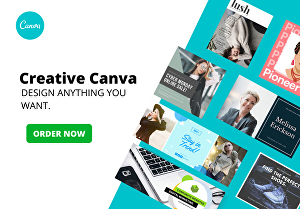 I will design stunning Canva Social Media Banner with your brand style