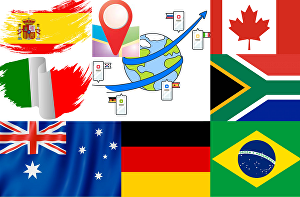 I will create 50 local business directory submission, localization  backlinks for your website ra