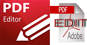 I will edit, modify, change and replace text from your PDF File