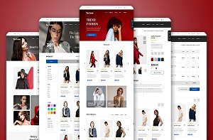 I will create a WordPress eCommerce website or online store with woocommerce