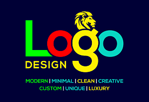 I will create a modern minimalist and luxury logo design in 24 hour