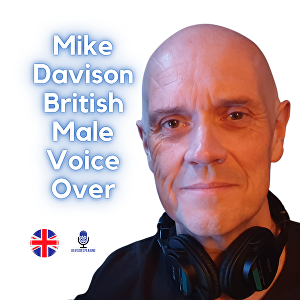 I will record a British Male Voice Over 5000 Words with 1 FREE REVISION