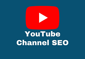 I will do best YouTube Channel SEO for your channel