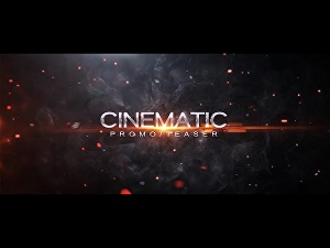 I will create this cinematic trailer