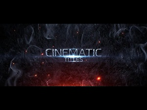 I will create awesome epic cinematic trailer in 24hrs