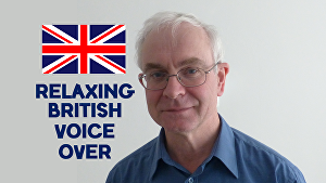 I will provide a relaxing British voiceover for sleep or guided meditation