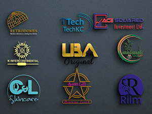 I will create an amazing Modern Logo design with unlimited revision