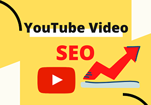 I will do youtube video SEO to improve your video ranking