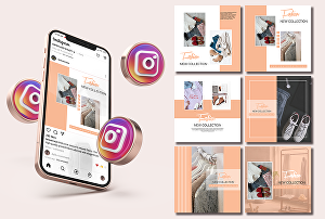 I will design awesome social media content for your business