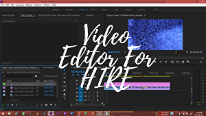 I will Be Your video editor And Do any kind of video editing for you