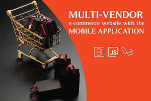 I will develop multivendor ecommerce with android Application