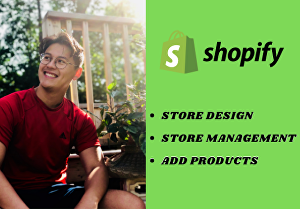 I will be your Shopify developer and Shopify expert