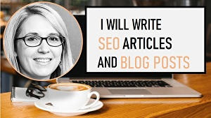 I will write quality SEO articles and blog posts in Greek or English