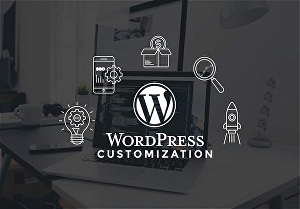 I will customize WordPress website &  Themes