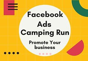 I will Run Facebook Ads Campaign For Your Business
