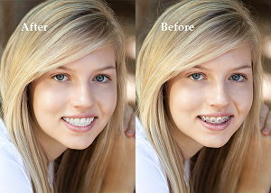 I will professionally retouch your images