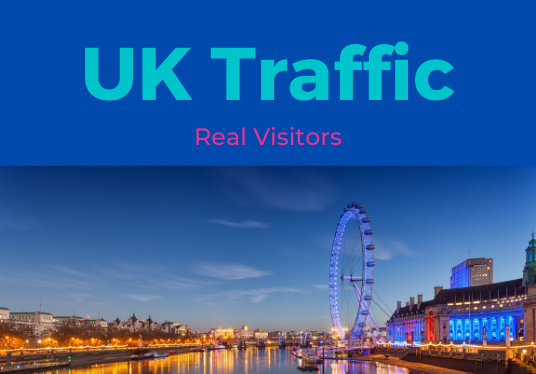 drive UK country targeted traffic to your website