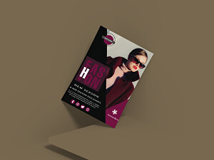 I will design modern flyer and posters