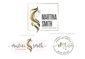 I will design hand drawn business signature logo or branding kit