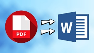 I will convert your PDF to WORD documents with incredible accuracy
