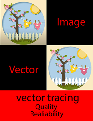 I will vectorize logo or image into a vector with fast delivery