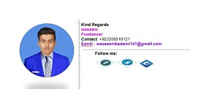I will Create clickable  and HTML email signature for outlook,Gmail, yahoo etc