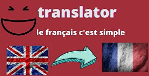 I will translate for you in french up to 1000 words or vice versa