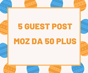 I will publish 5 guest post on moz da 50 plus websites with dofollow backlinks