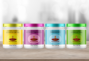 I will do modern product packaging design and label design