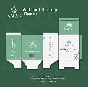 I will do amazing product packaging box design in record time
