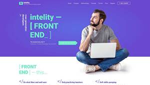 I will make Creative Website with Elementor Pro