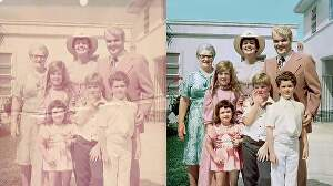 I will restore and colorize old photo