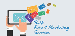 I will Send Bulk Email, Email Blast, And Email Marketing Service
