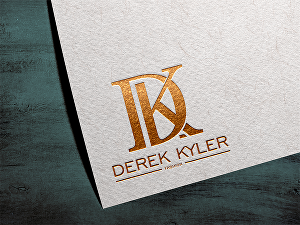 I will  design initial letters personal logo and monogram logo