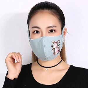 I will design custom face masks within 24 hours