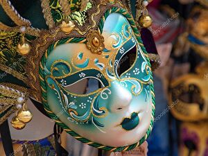 I will design  creative face mask for you