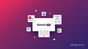 I will design a wordpress website by elementor pro page builder
