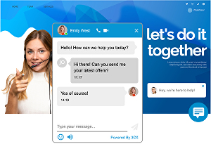 I will setup live chat system into your WordPress website