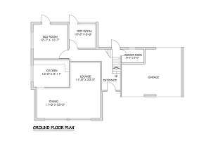I will draw or redraw your floor plan elevation section and blueprint drawing in AutoCAD